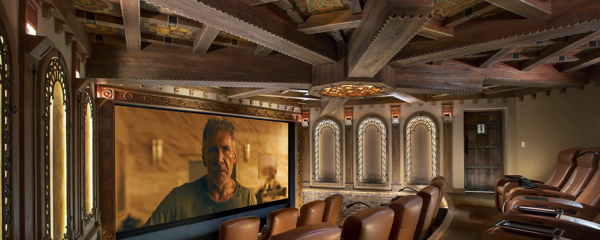 Custom Home Theaters Manhattan Beach California