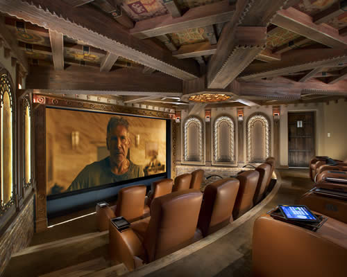 Custom Home Theaters Southern California